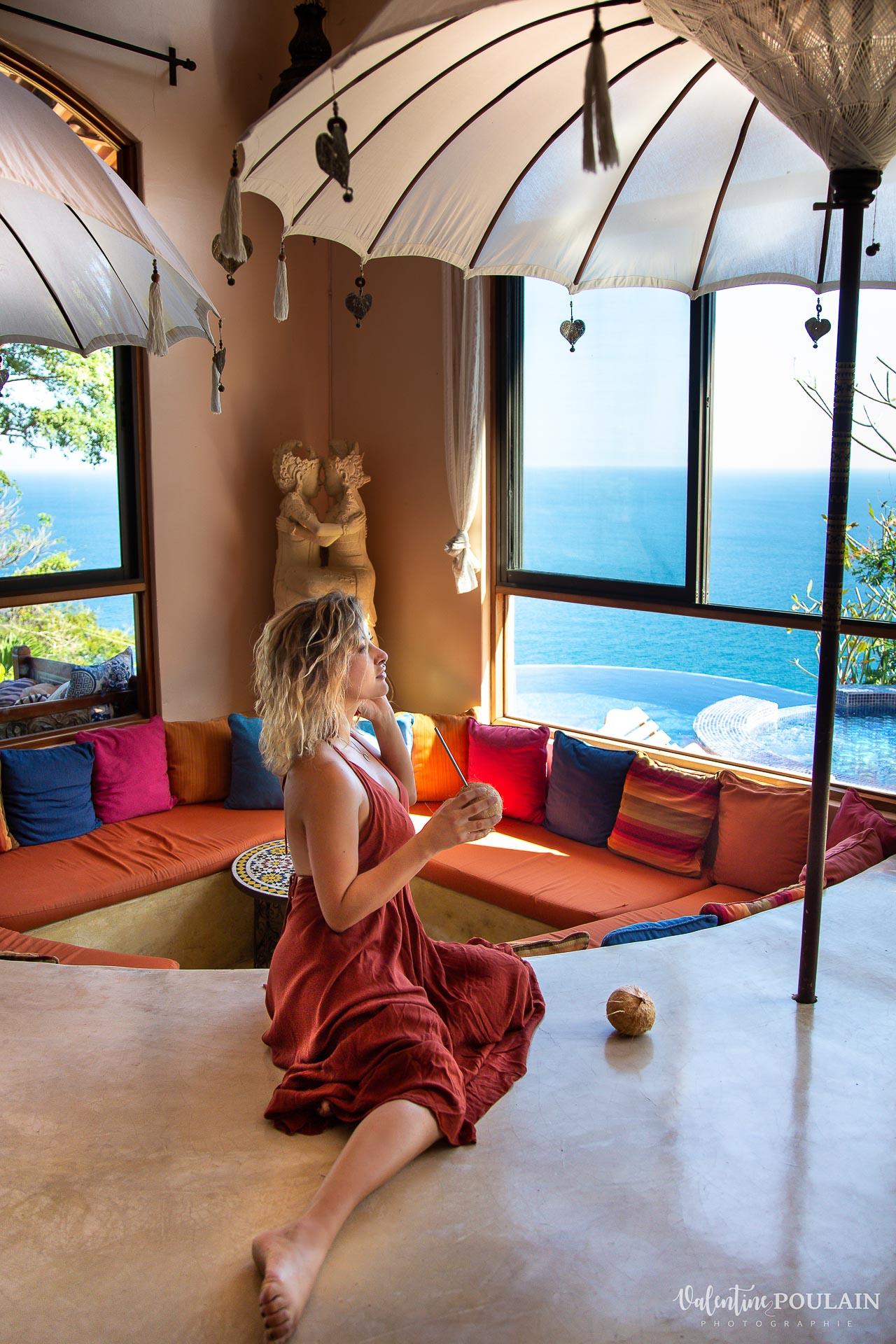 Photo Hotel Costa Rica ANAMAYA_ Valentine Poulain cocktail