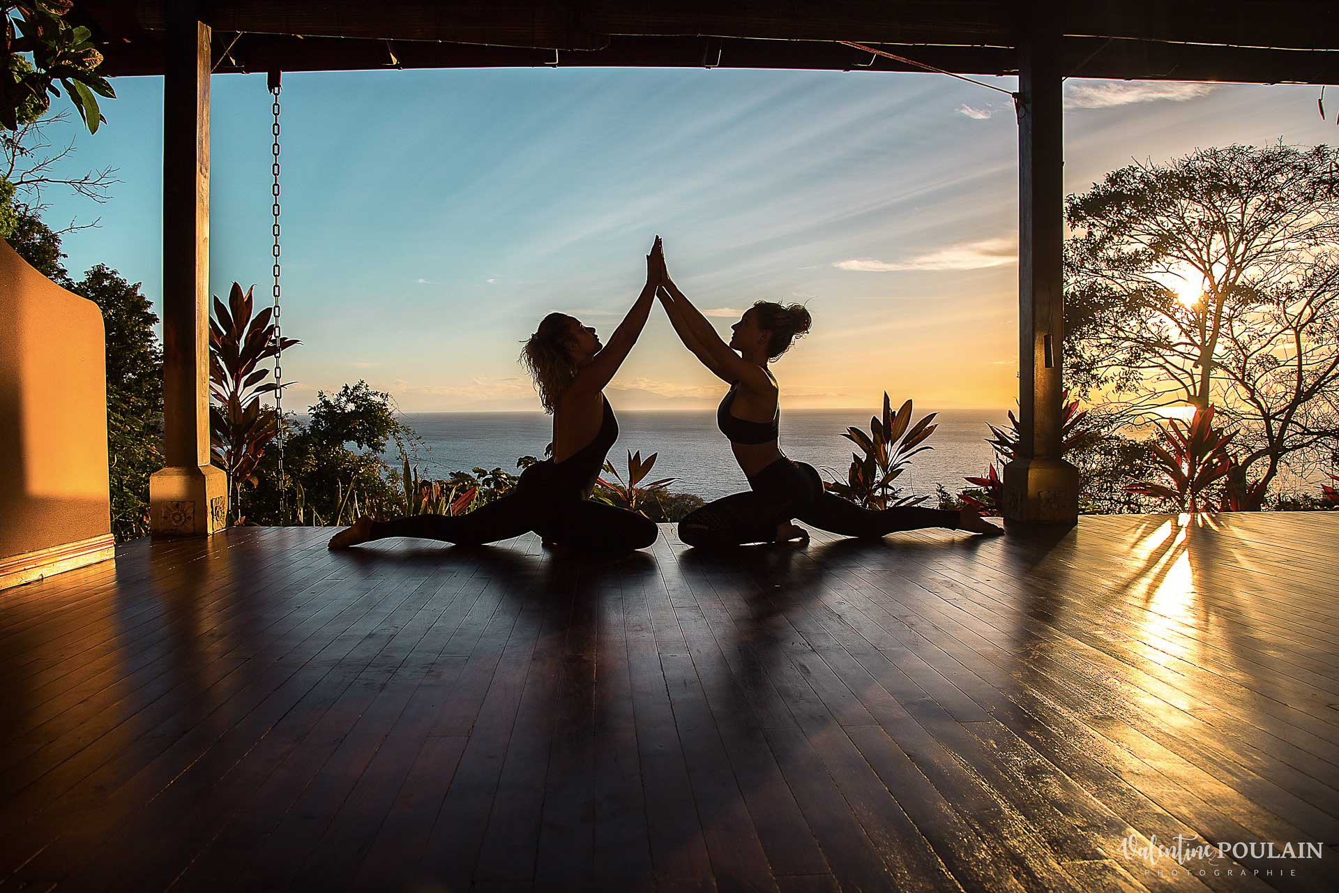 Photo Hotel Costa Rica ANAMAYA_ Valentine Poulain acro yoga