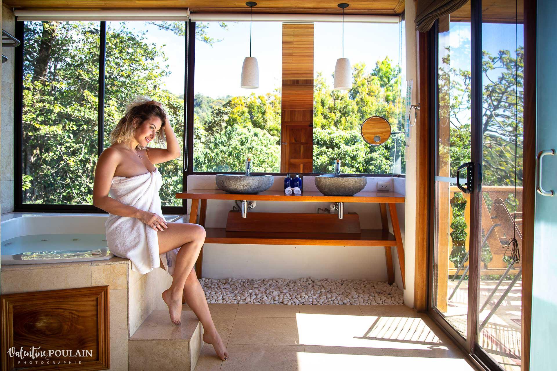 Photo Hotel Costa Rica BELMAR_Valentine Poulain salle de bain