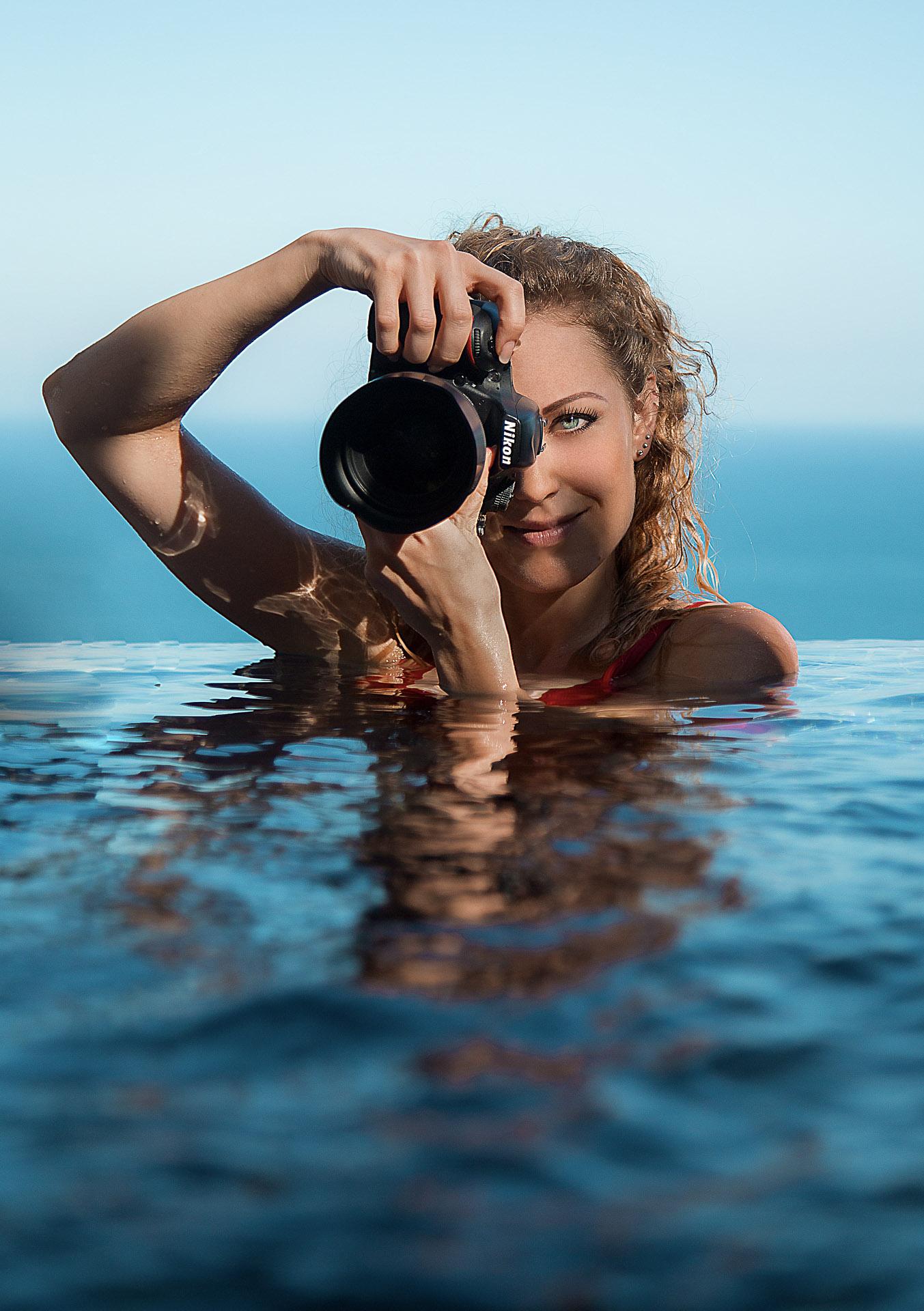 Valentine Poulain photographe reporter