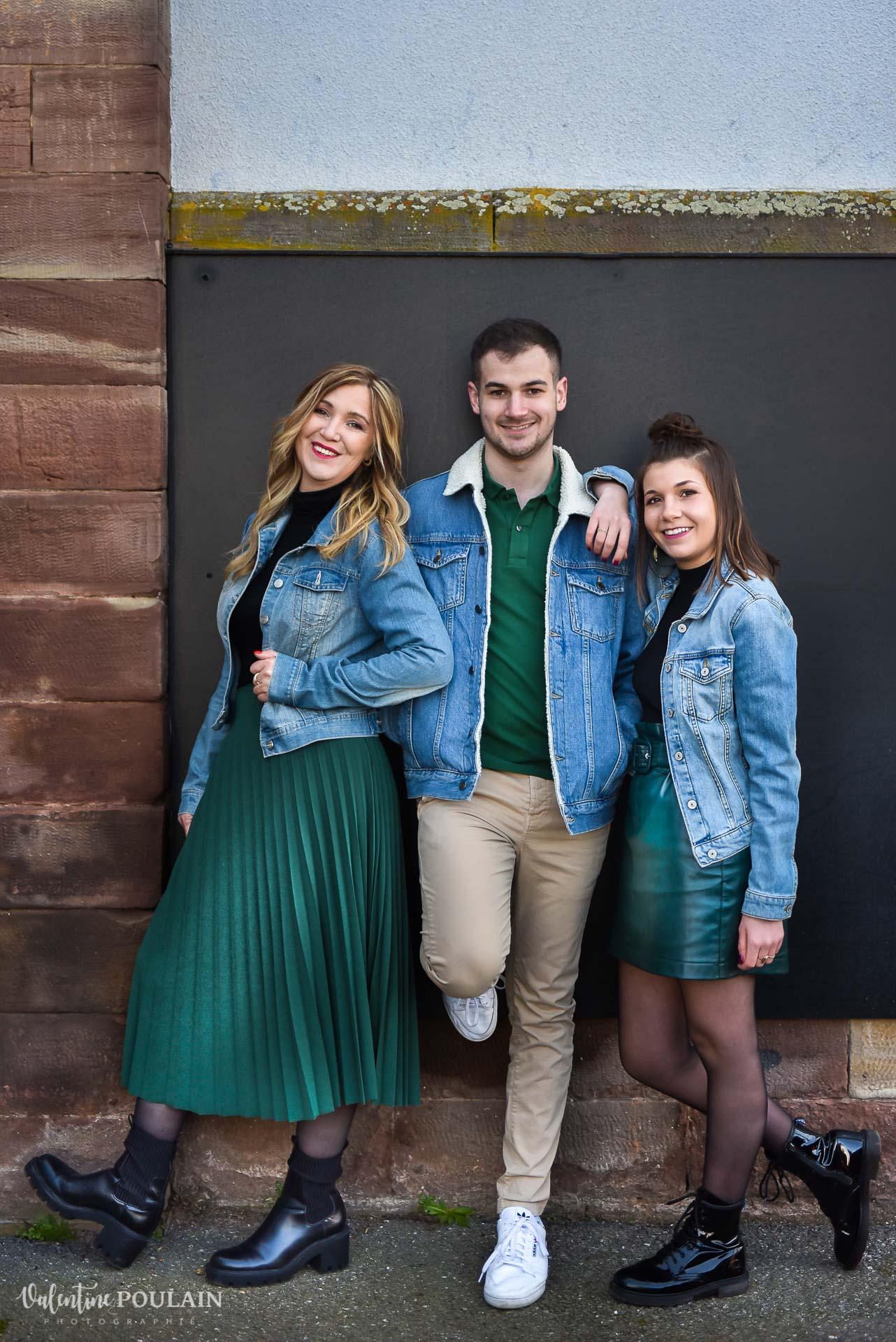 family cool rock - Valentine Poulain
