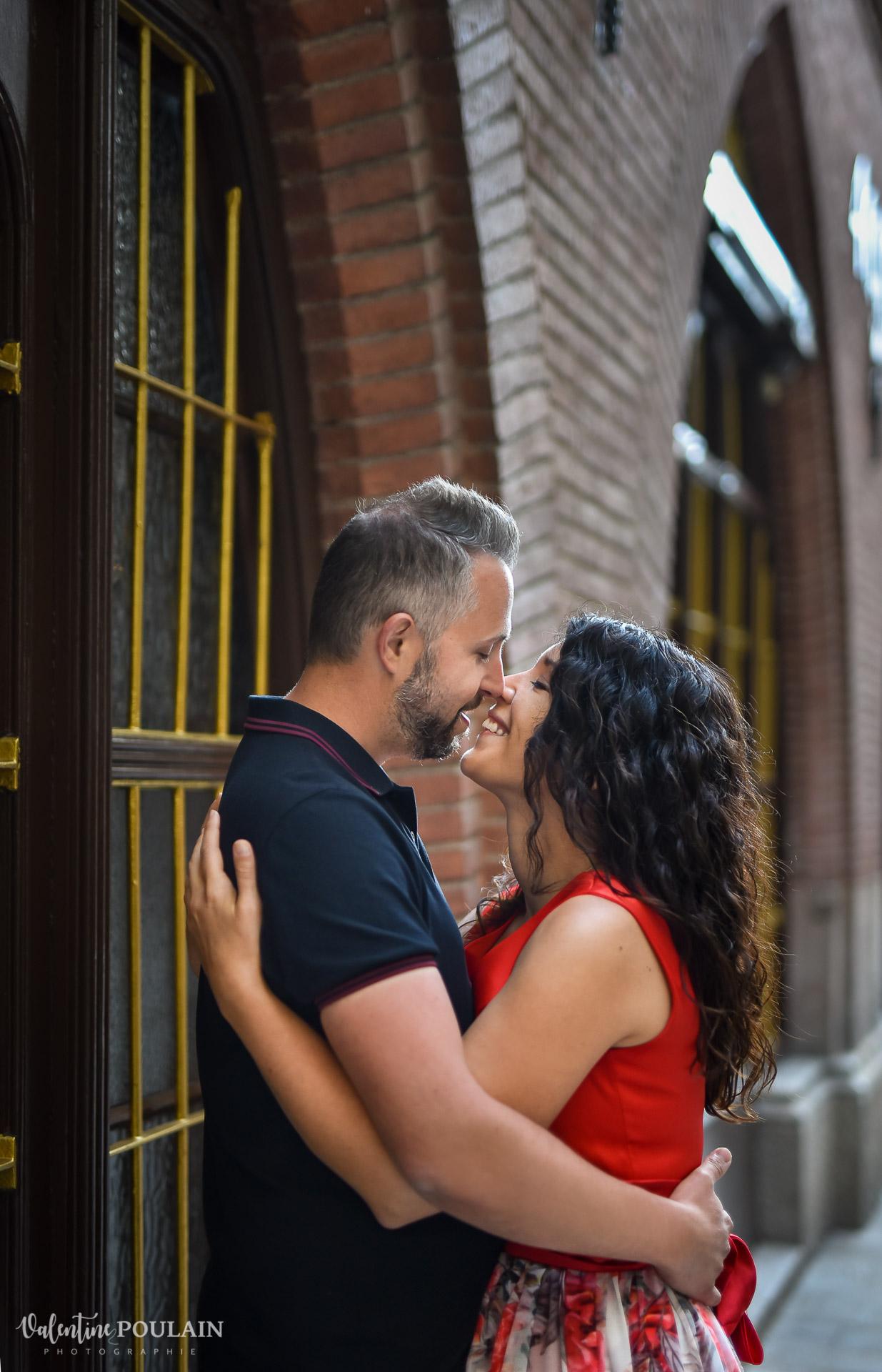 Séance photo couple Barcelone - Valentine Poulain complices