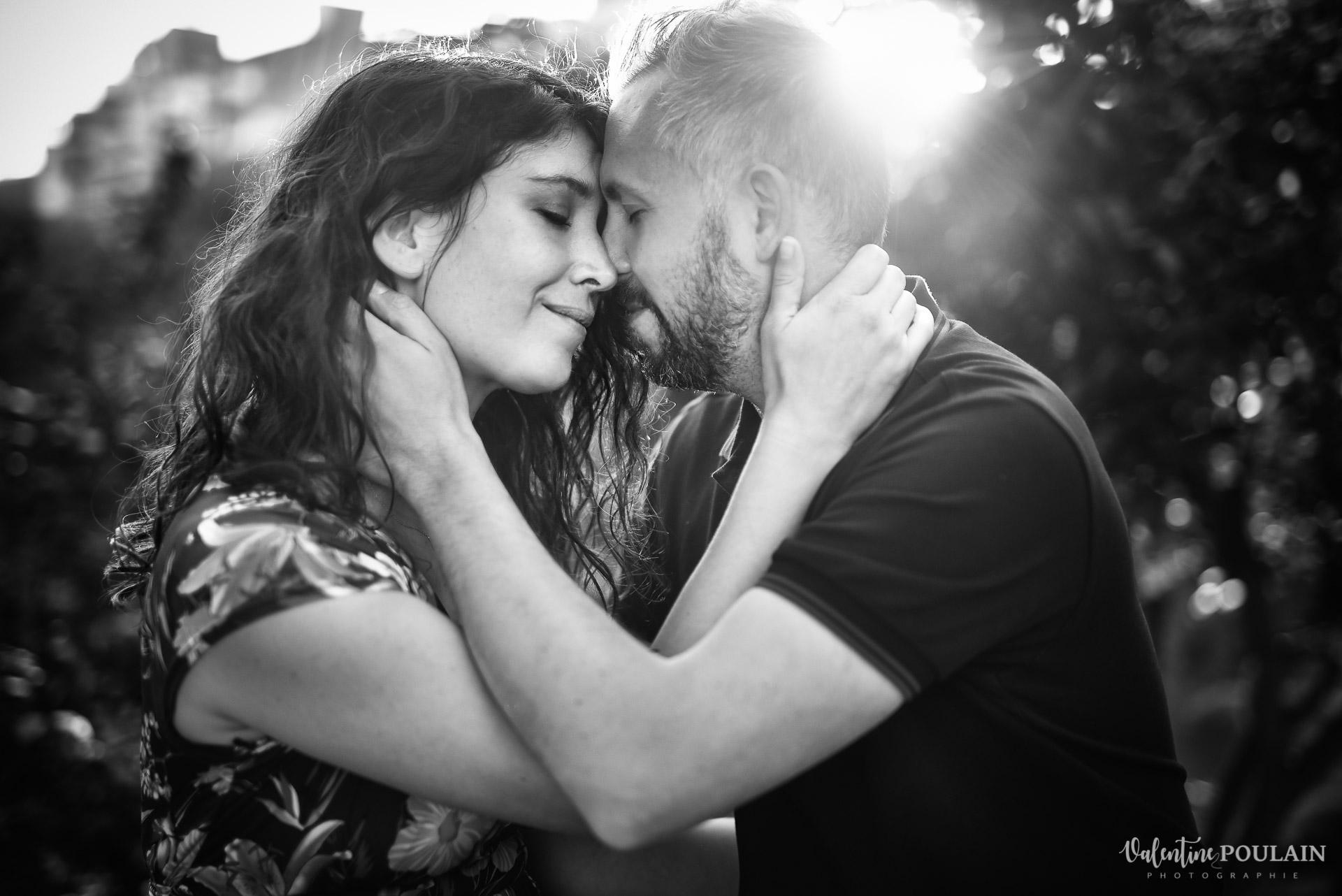 Séance photo couple Barcelone - Valentine Poulain intense