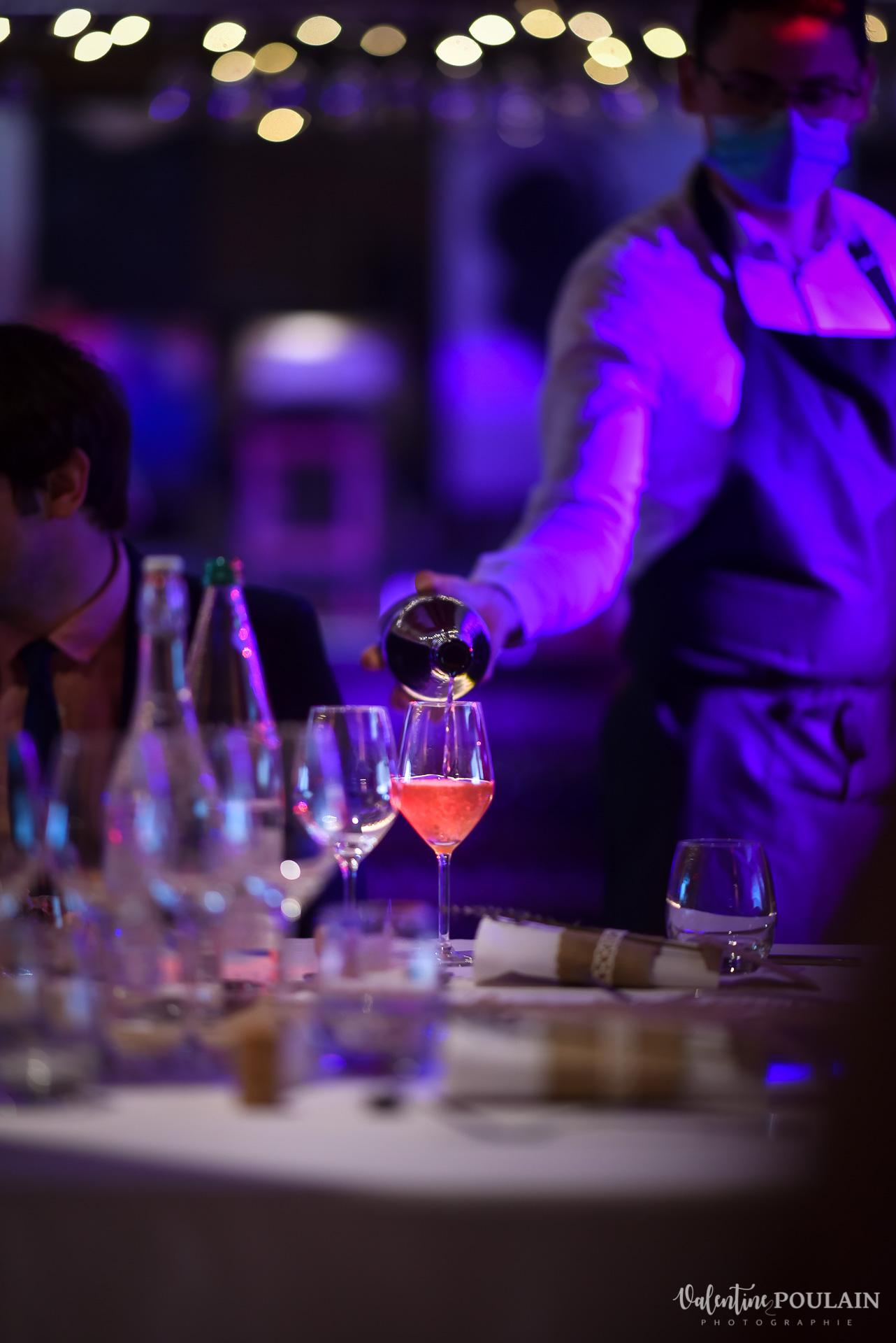 Mariage domaine viticole Domaine Achillée - vins