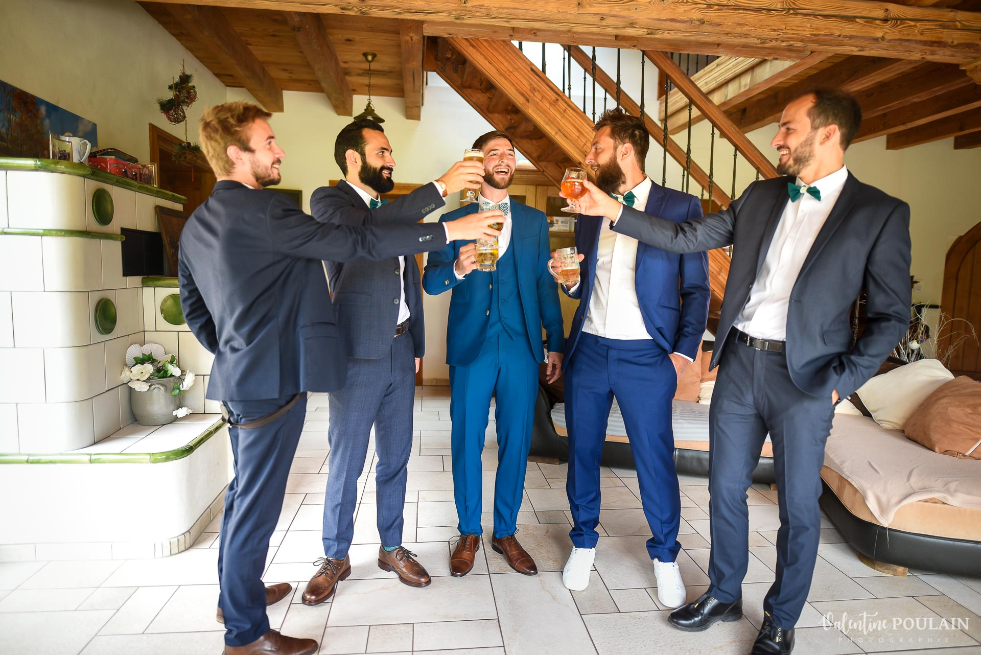 Mariage La Drille au bord de l'eau - Valentine Poulain bière