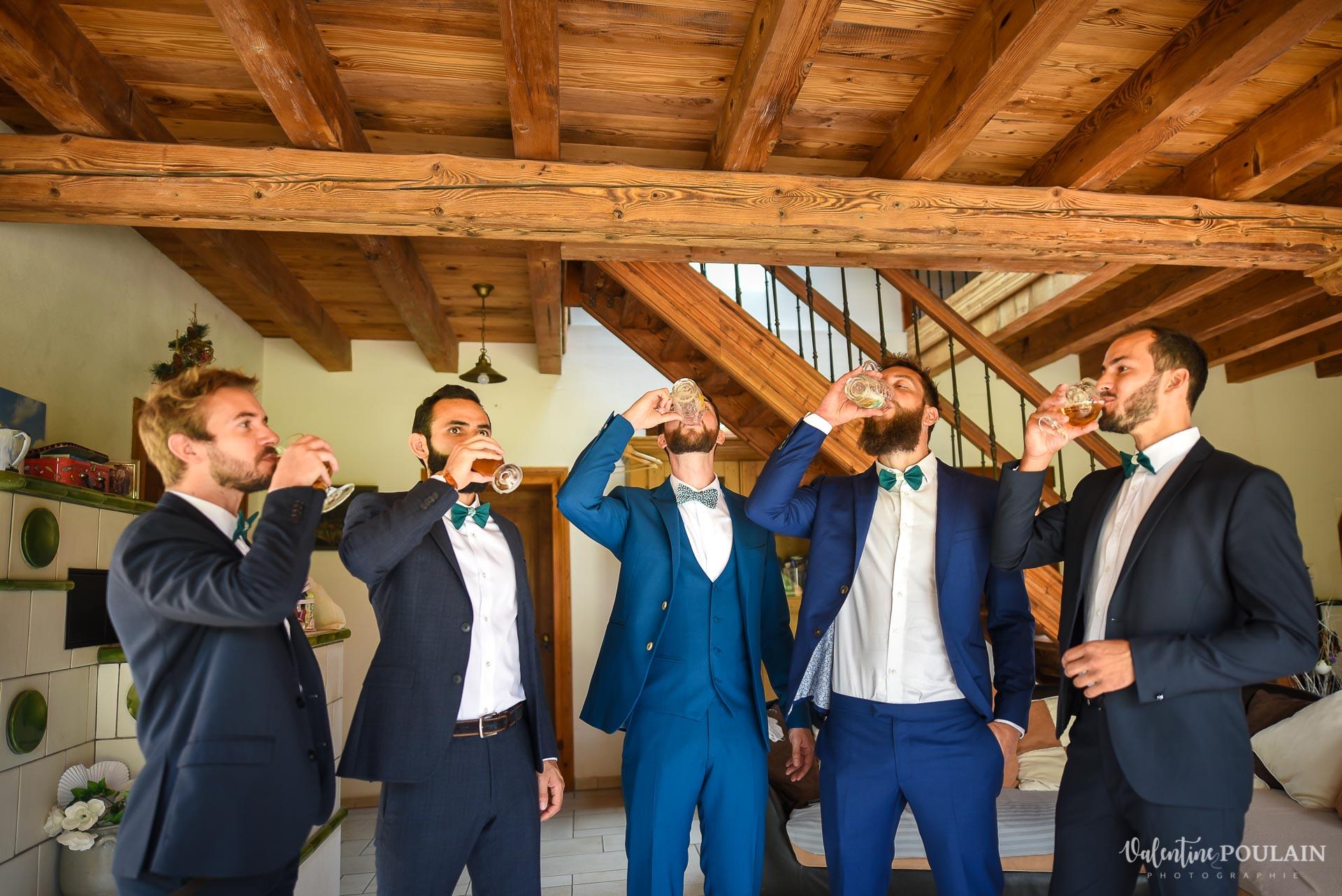 Mariage La Drille au bord de l'eau - Valentine Poulain bières