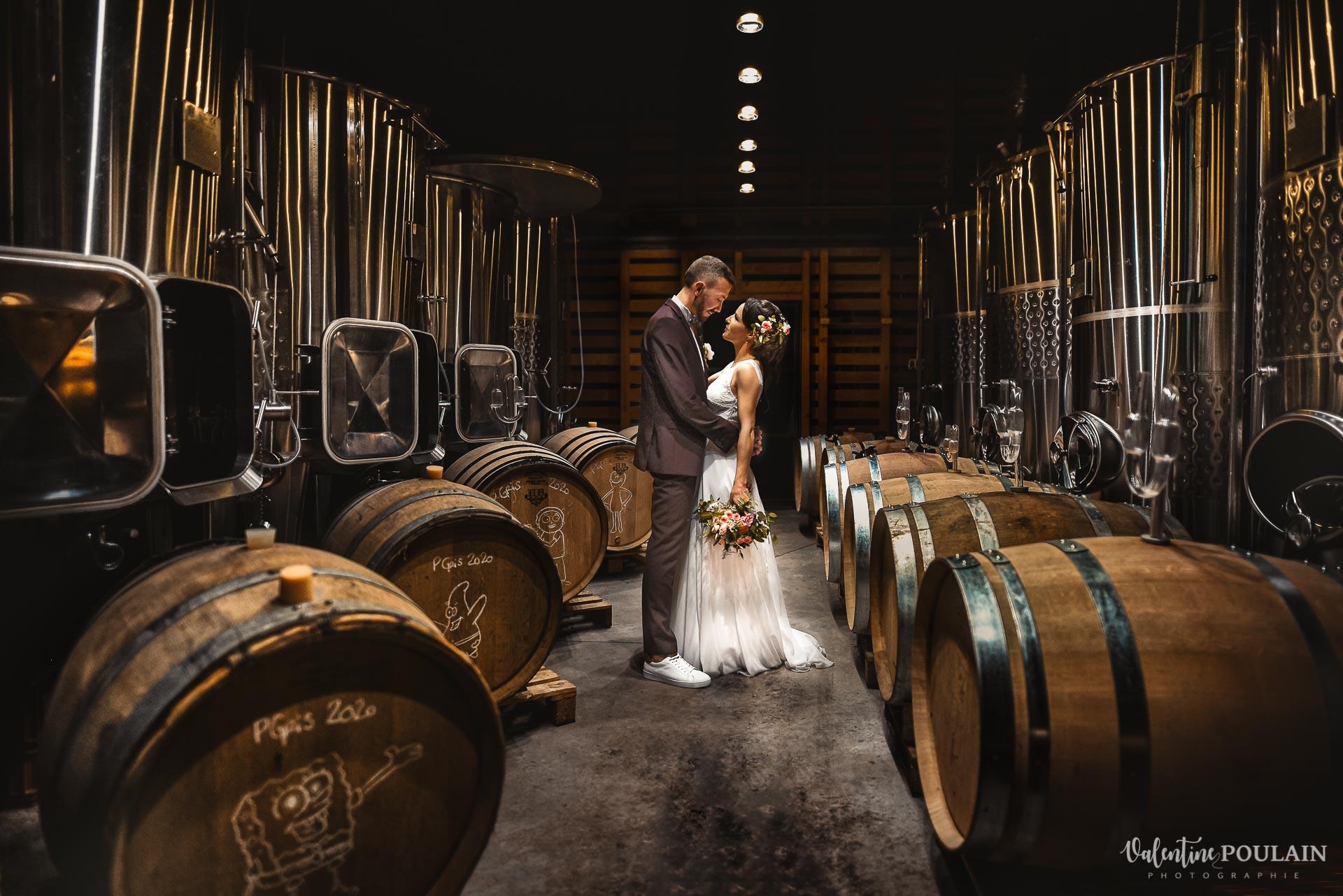 mariage cuves Achillée - Valentine Poulain