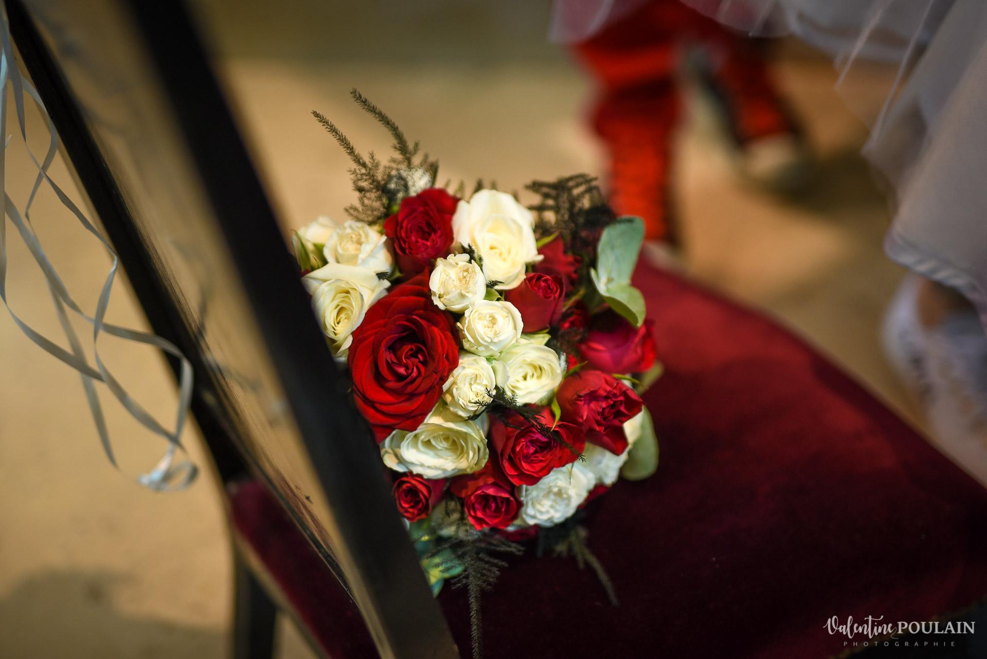 Mariage vintage rockabilly - Valentine Poulain bouquet