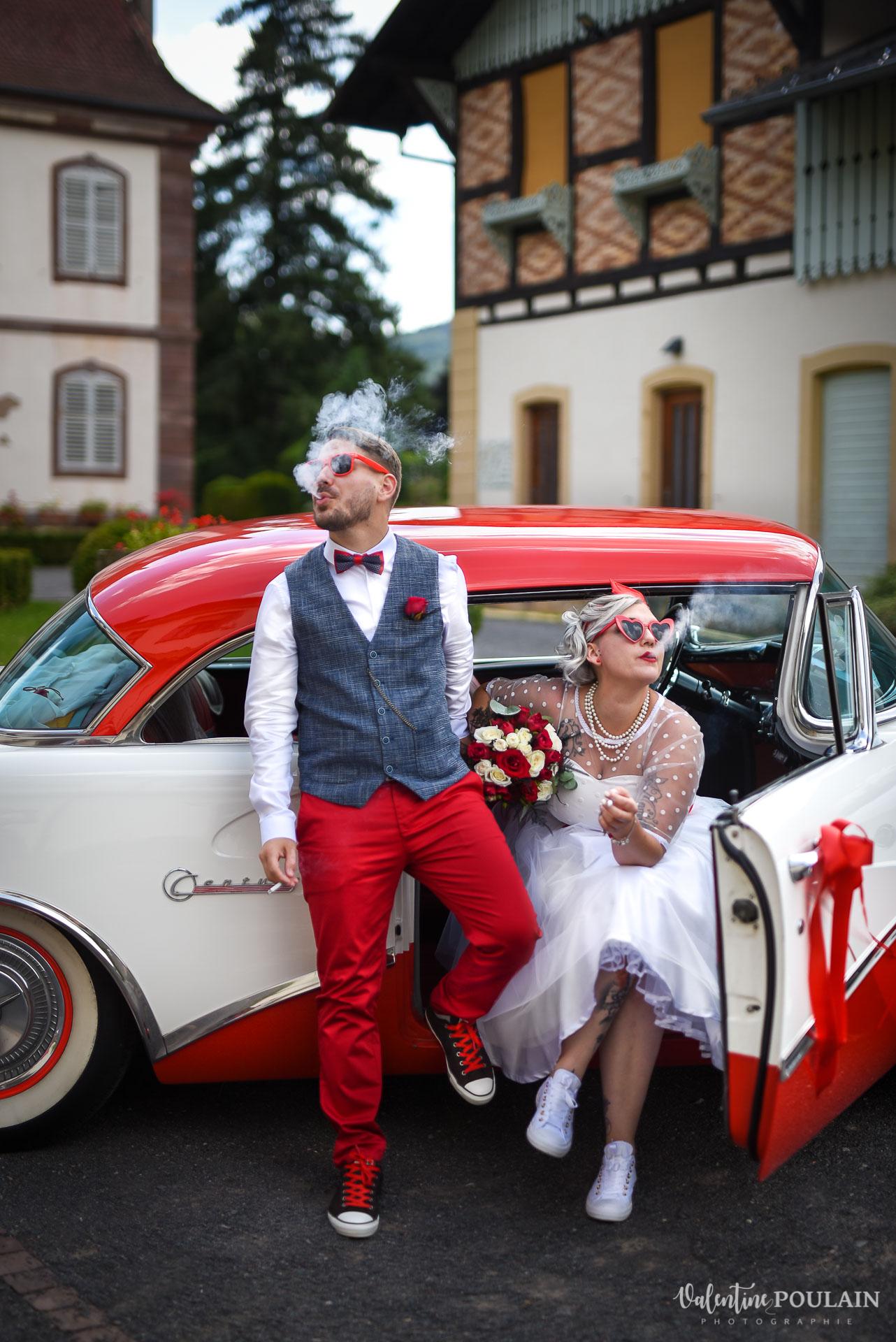 rockabilly 50s - Valentine Poulain