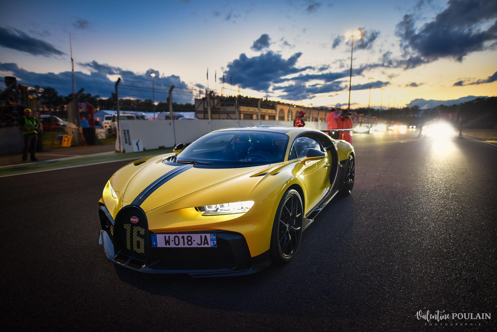 Reportage photo Evenement sportif Bugatti Chiron pur sport -automobile_Valentine Poulain