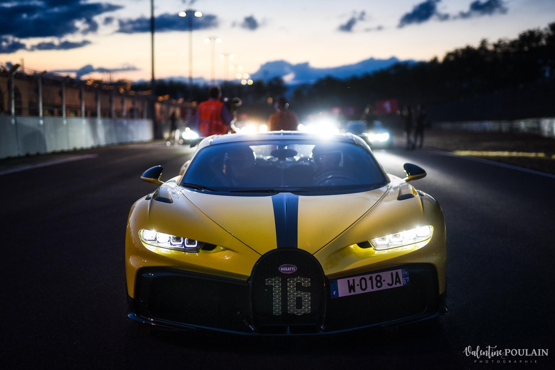 Evenement sportif Bugatti Chiron pur sport -automobile_Valentine Poulain -