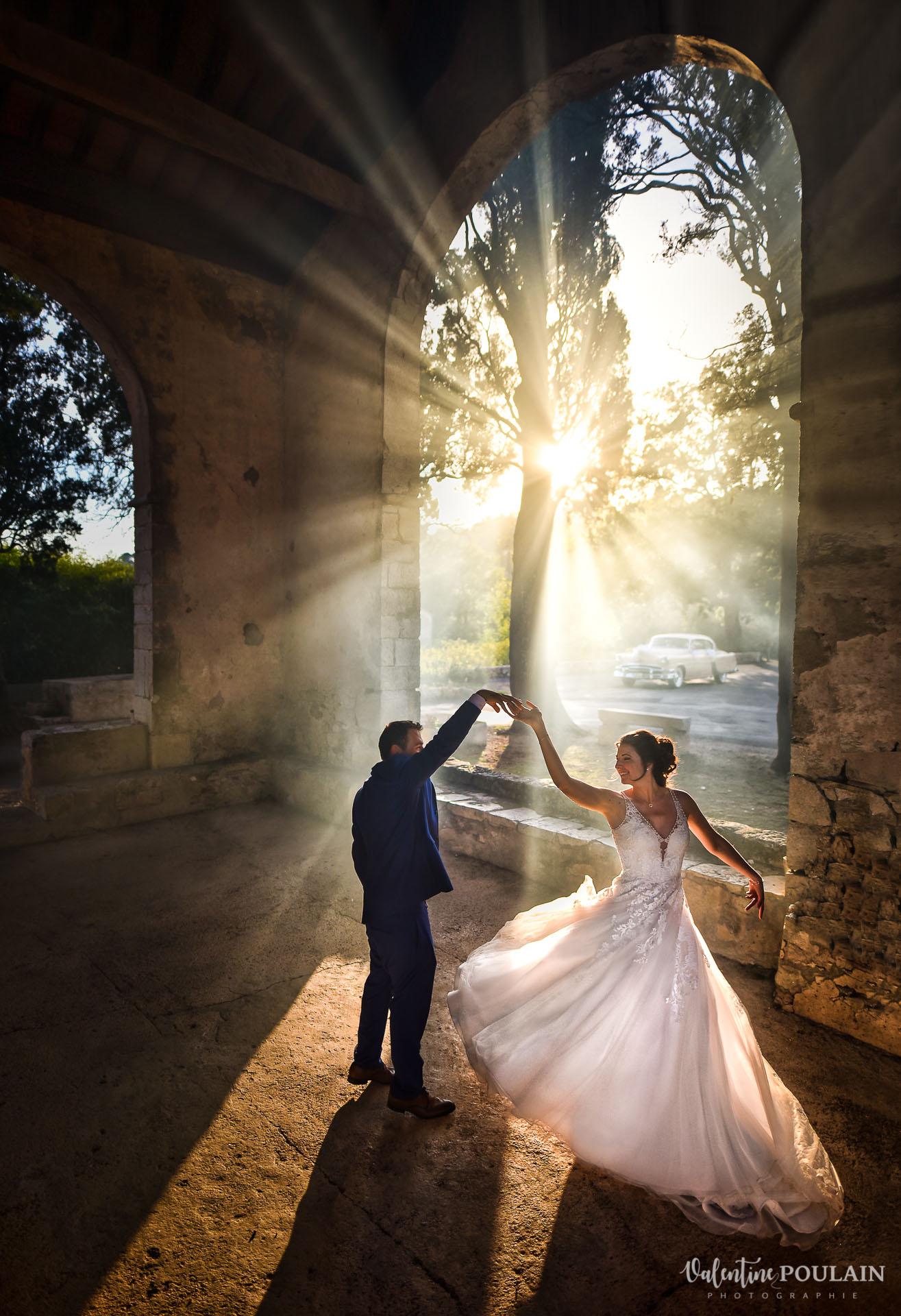 Automne sud se marier hors saison - Valentine Poulain valse