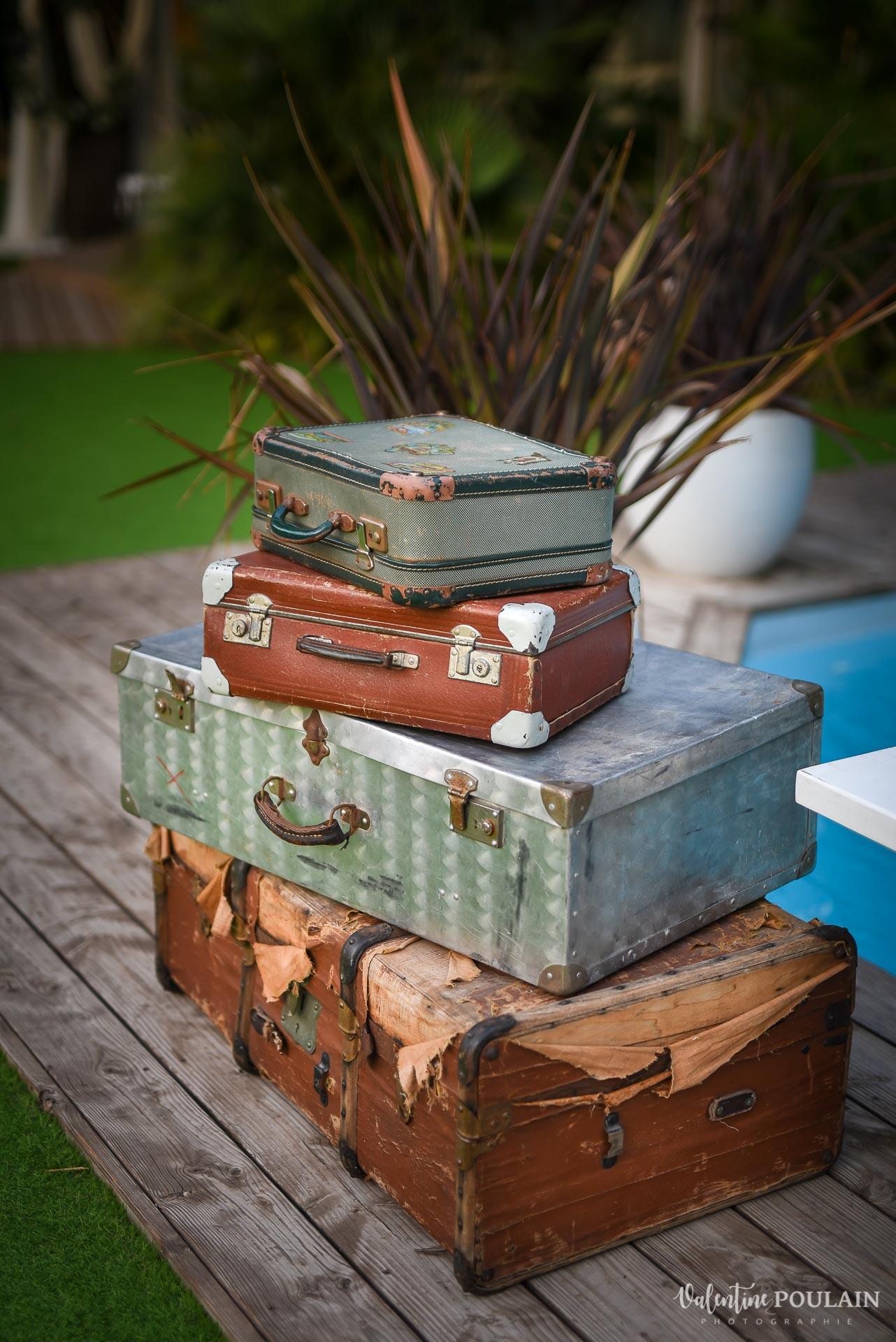 Automne sud se marier hors saison - Valentine Poulain valise